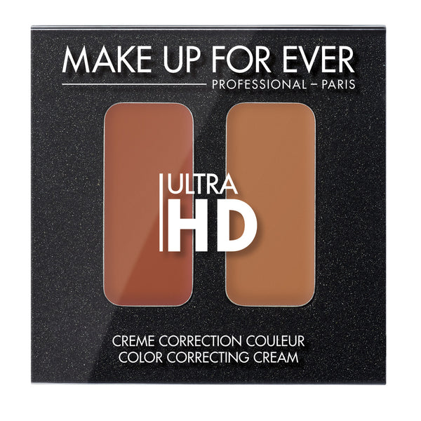 alt Make Up For Ever Ultra HD Underpainting Color Correcting Refills 50 Dark (Brick/Caramel)