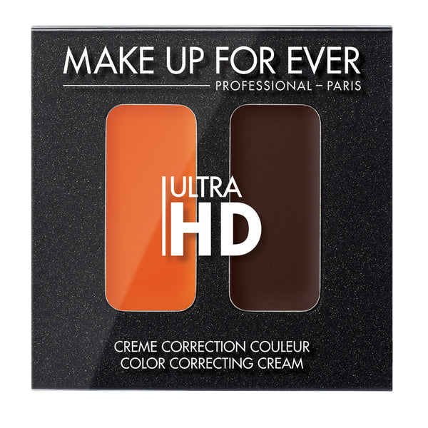 alt Make Up For Ever Ultra HD Underpainting Color Correcting Refills 55 Deep (Orange/Deep Brown)