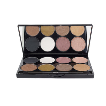 alt Mehron E.Y.E Powder 8-Color Palette Shimmer (207M-PAL)