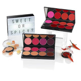 alt Mehron L.I.P. Cream - Sweet & Spicy Palettes
