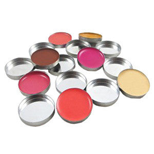 Z Palette Round Empty Metal Pans -  | Camera Ready Cosmetics - 3