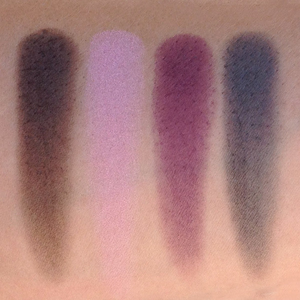Viseart 12-Color Eyeshadow Palette - 07 Cool Matte -  | Camera Ready Cosmetics - 2