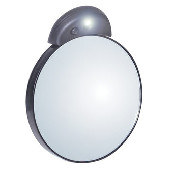 Tweezerman - Tweezermate 10x Lighted Mirror  | Camera Ready Cosmetics
