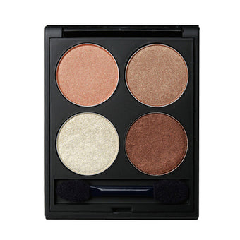 MustaeV - Quad Shadow Palette - Nude (Pre Order)  | Camera Ready Cosmetics