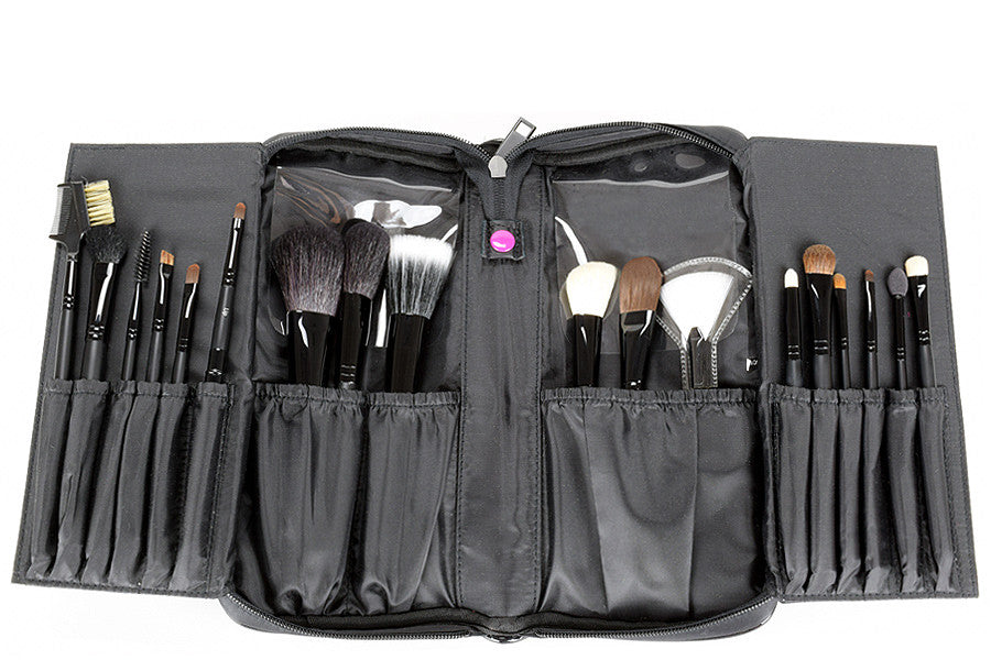MustaeV - Exclusive Black Black Brush Set (Pre Order)  | Camera Ready Cosmetics