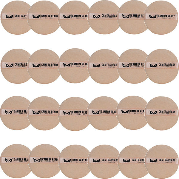 alt Camera Ready Velour Powder Puff Peach (24 Pack)