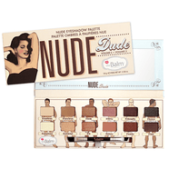 "The Balm Cosmetics - ""Nude Dude"" Nude Eyeshadow Palette"