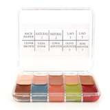 PPI Skin Illustrator - On Set  Flesh Tone Palette