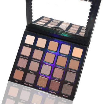 alt Violet Voss Taupe Notch Eye Shadow Palette