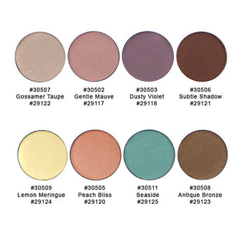 Graftobian HD Mineral Eye Shadow Palette -  | Camera Ready Cosmetics - 2