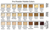 Graftobian HD Pro POWDER Palette -  | Camera Ready Cosmetics - 3