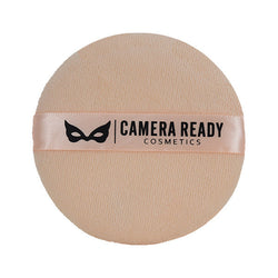 alt Camera Ready Velour Powder Puff Peach Single Puff