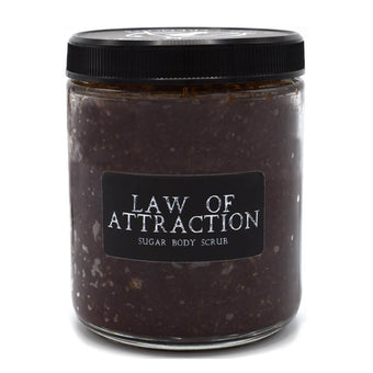 alt Rebels and Outlaws Law of Attraction Sugar Body Scrub