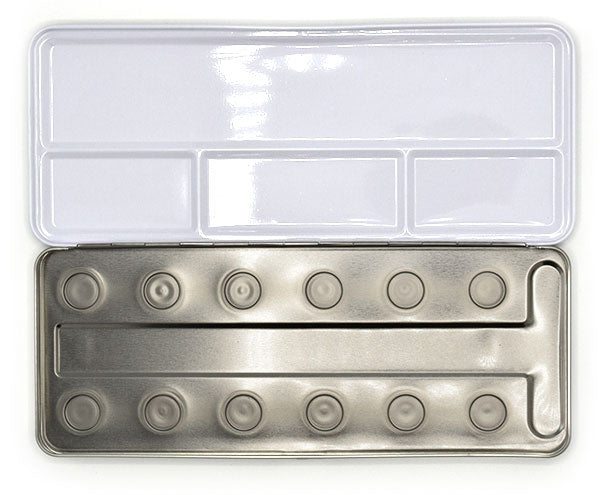 alt Ben Nye Refillable Metal Palette Box