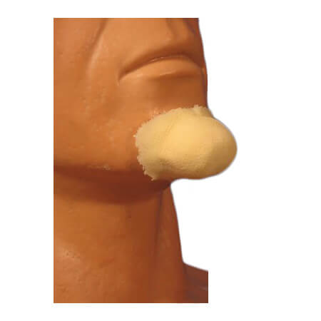 alt Rubber Wear Witch Chin Foam Latex Prosthetic Small (FRW-016)