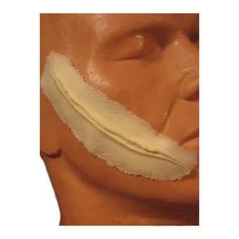 alt Rubber Wear Narrow Cut Foam Latex Prosthetic Large (FRW-040)