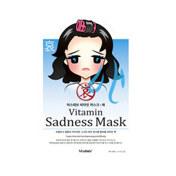 alt MustaeV - Mood Therapy Mask - Sadness