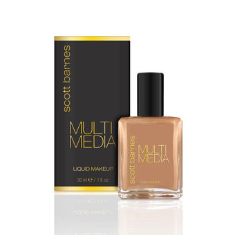 alt Scott Barnes Multi Media Foundation Pecan Praline (MMF)