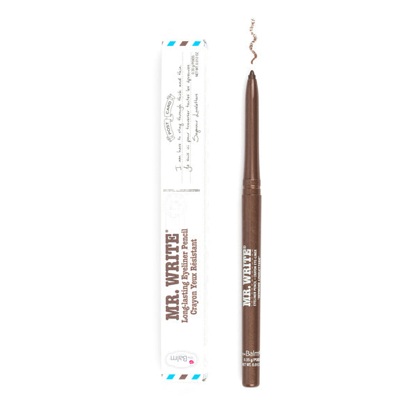 alt The Balm Cosmetics Mr. Write Eye Liners Seymour Loveletters