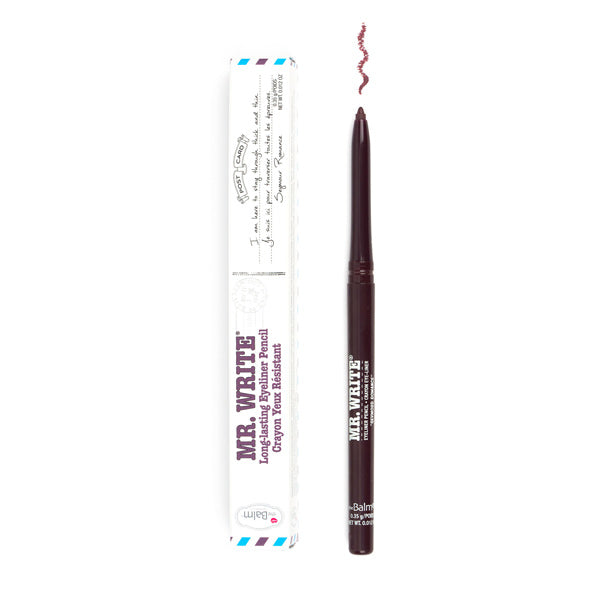 alt The Balm Cosmetics Mr. Write Eye Liners Seymour Romance