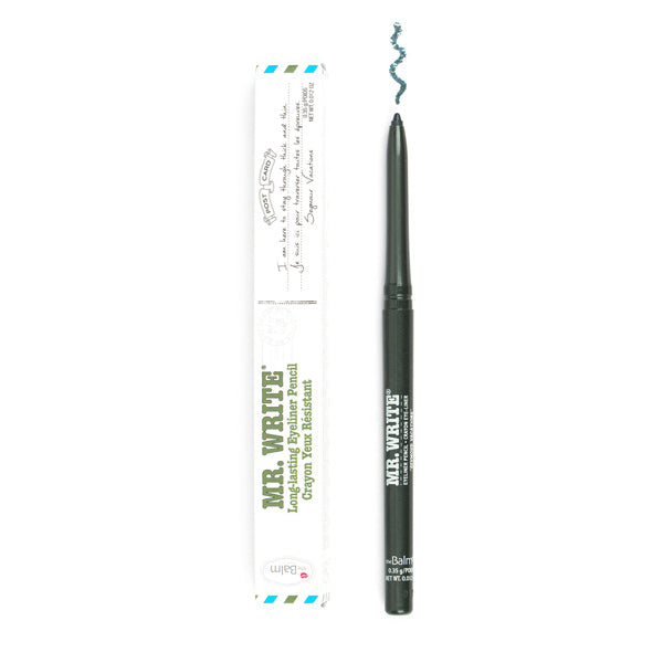 alt The Balm Cosmetics Mr. Write Eye Liners Seymour Vacations