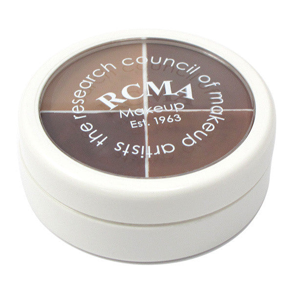 RCMA Makeup Four Color Kits -  | Camera Ready Cosmetics - 1