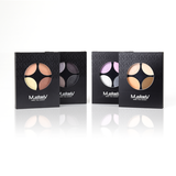 ALT - MustaeV - Quad Shadow Palette - Smoky (Pre Order) - Camera Ready Cosmetics