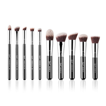 Sigma Sigmax Essential Kit 10 Brush Set -  | Camera Ready Cosmetics