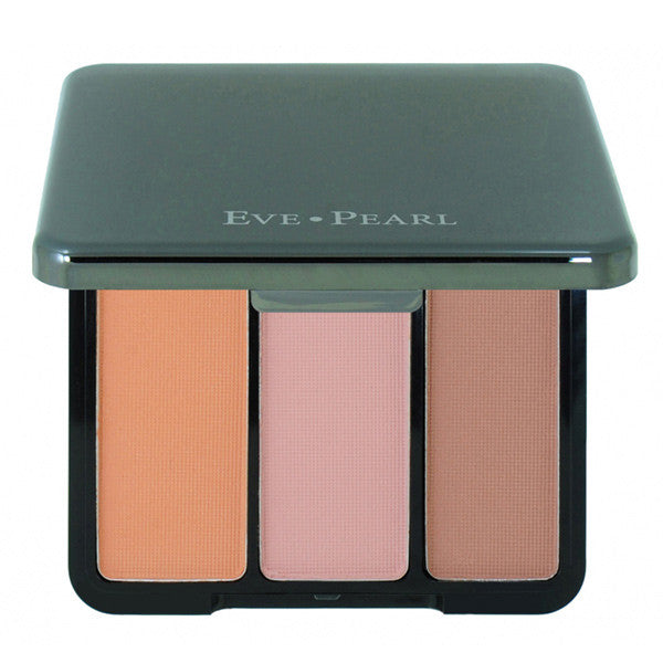 Eve Pearl Matte Blush Trio Sunny Cheeks - Matte Light