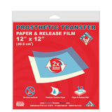 P.T.M. - Transfer Paper and Release Film  | Camera Ready Cosmetics