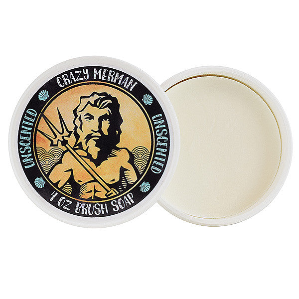 ALT - Crazy Merman - Brush Soap Unscented - Camera Ready Cosmetics