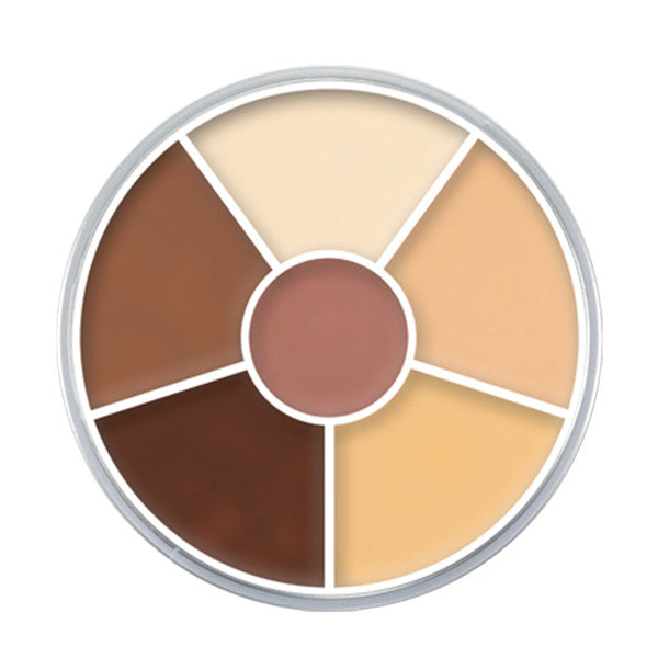 Kryolan - Concealer Circle (USA Only)  | Camera Ready Cosmetics