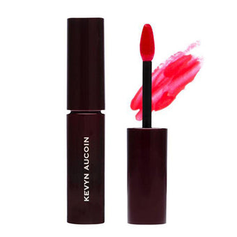 alt Kevyn Aucoin - The Sensual Lip Satin Velvet (Bright Apple Red)