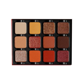 alt Viseart Warm EDIT Eyeshadow Palette