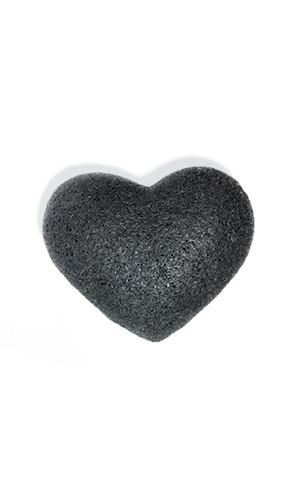 alt One Love Organics Cleansing Sponge Bamboo Charcoal