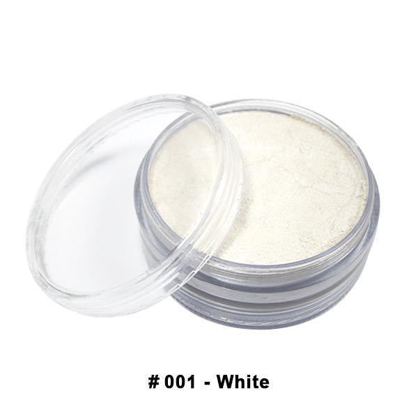 alt Wolfe FX Hydrocolor Cake - Essential Colors (30g) White #001 (30g)