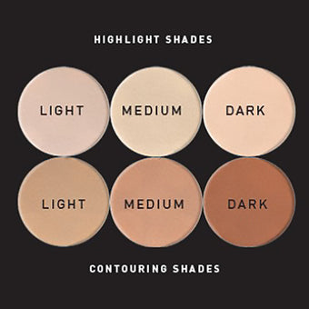 Youngblood Contour Palette  | Camera Ready Cosmetics