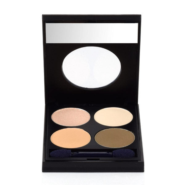 MustaeV - Quad Shadow Palette - Skin (Pre Order)  | Camera Ready Cosmetics