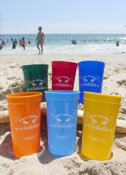 THE SHOPS OFFICIAL SUMMER CUPS