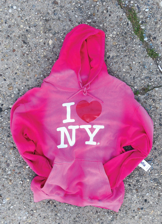 CANAL ST I LUV NY HOODIE