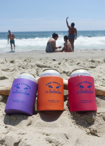 THE SHOPS OFFICIAL KOOZIE