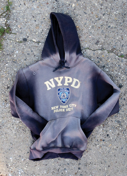 CANAL ST NYPD HOODIE 2