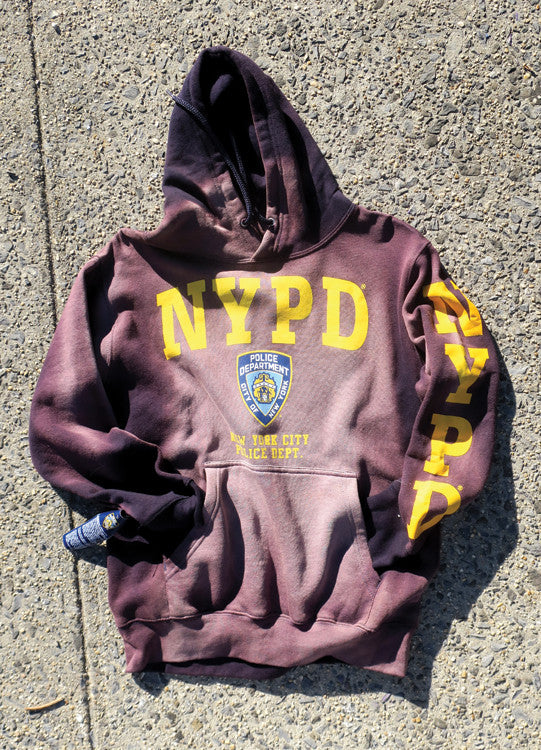 CANAL ST NYPD HOODIE 1