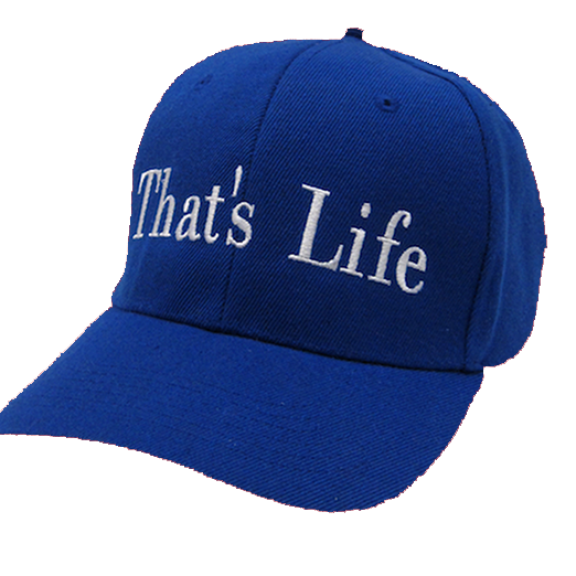 THAT'S LIFE HAT