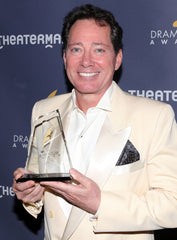 Phil with Award