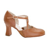 "Alexis 3"" Soft Sole - Cinnamon"