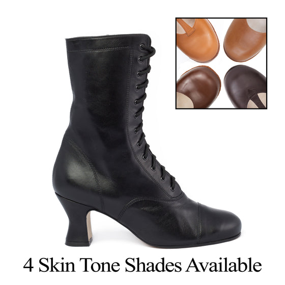 Annie Can Can Boot Hard Sole- LaDuca Palette