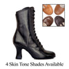 "Laura 3"" Boot Soft Sole- LaDuca Palette"