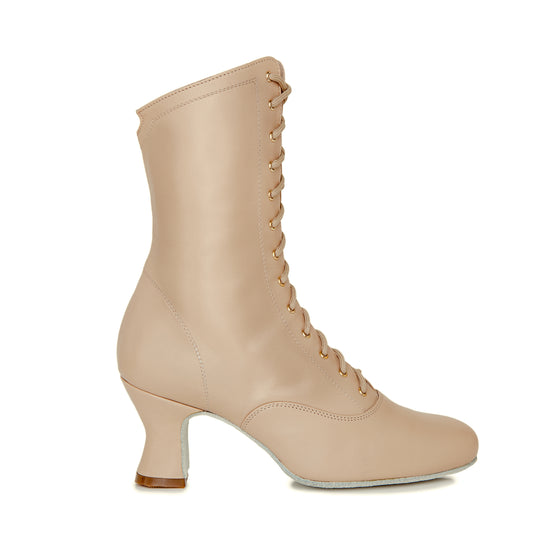 ZiZi Beige Boot Soft Sole- OVERSTOCK SALE
