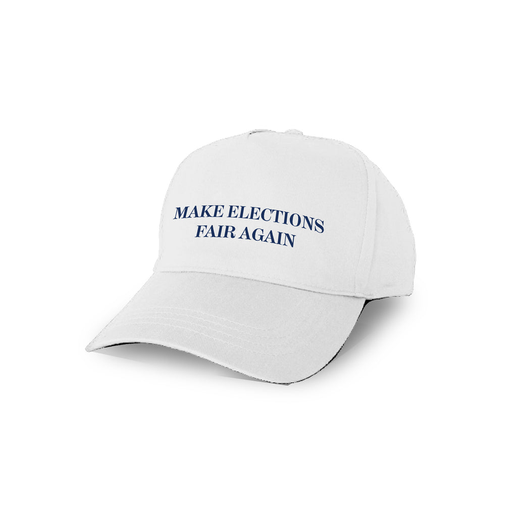 Official Make Elections Fair Again Cap